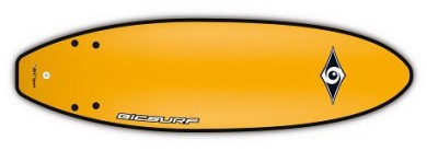 tabla de surf bicsurf