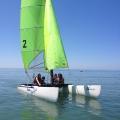 catamarán Windzone